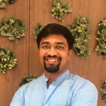 Nitish Kumar, 31, Bhopal, India