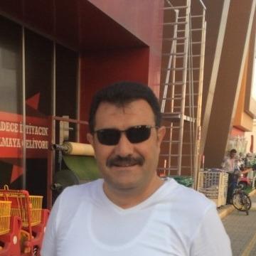 Hilmi , 45, Istanbul, Turkey