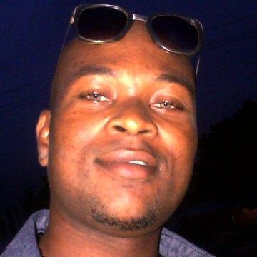 kelvin ndiulo, 37, Accra, Ghana
