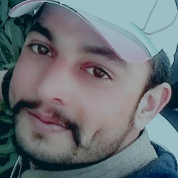 Zahid Khan, 25, Islamabad, Pakistan