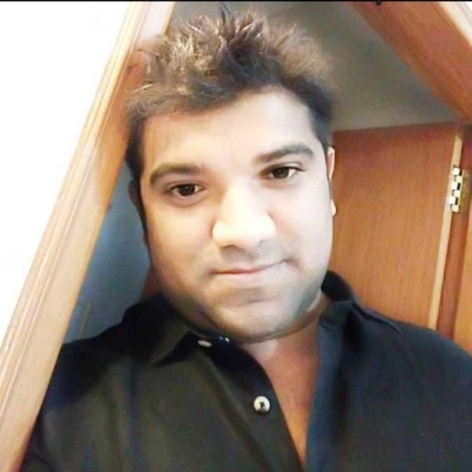 Praveen D Natikar, 30, Panaji, India