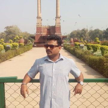 Nitin Patil, 31, Thane, India