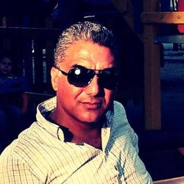 Mehmet ali, 47, Antalya, Turkey