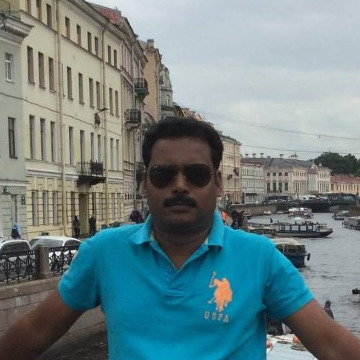 Siby Praveen, 41, Thiruvananthapuram, India