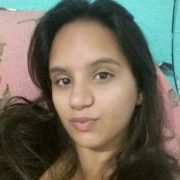 sabryna Alves, 24, Trindade, Brazil