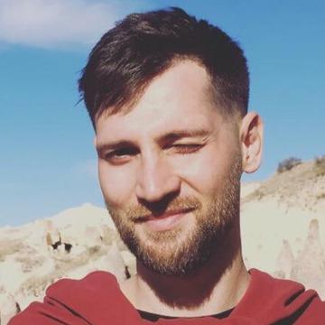 Kirill Ratnik, 29, Sochi, Russian Federation