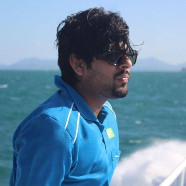 Mohsin Ali, 31, Karachi, Pakistan