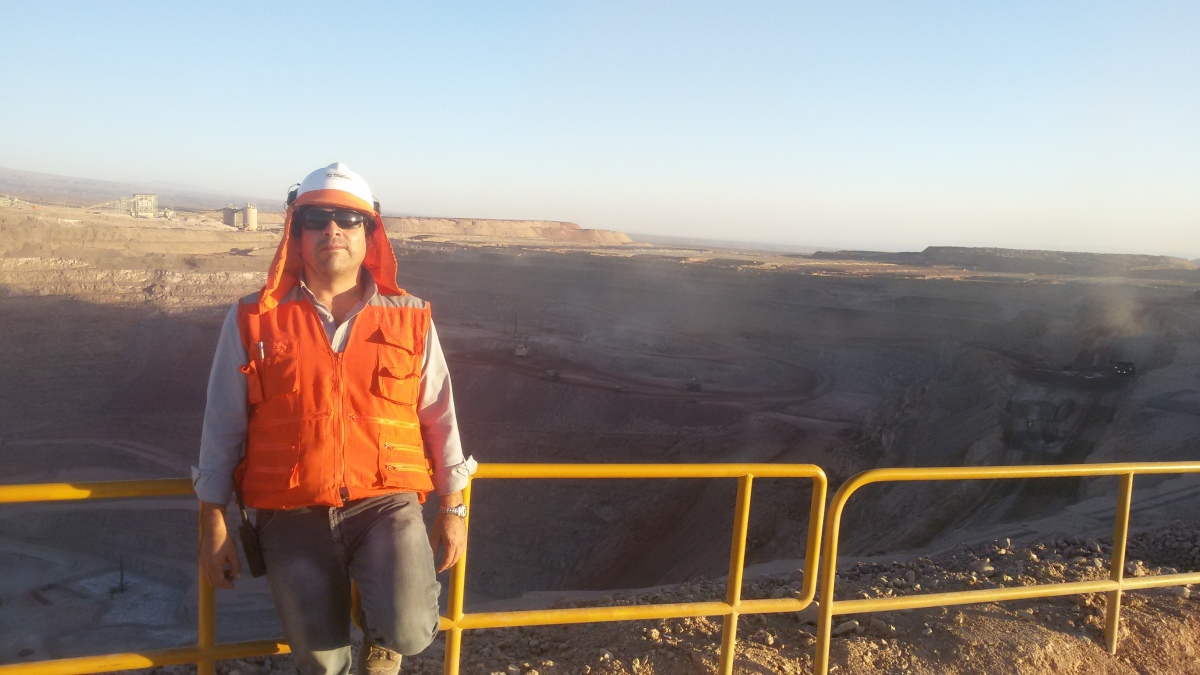 Frank, 46, Antofagasta, Chile