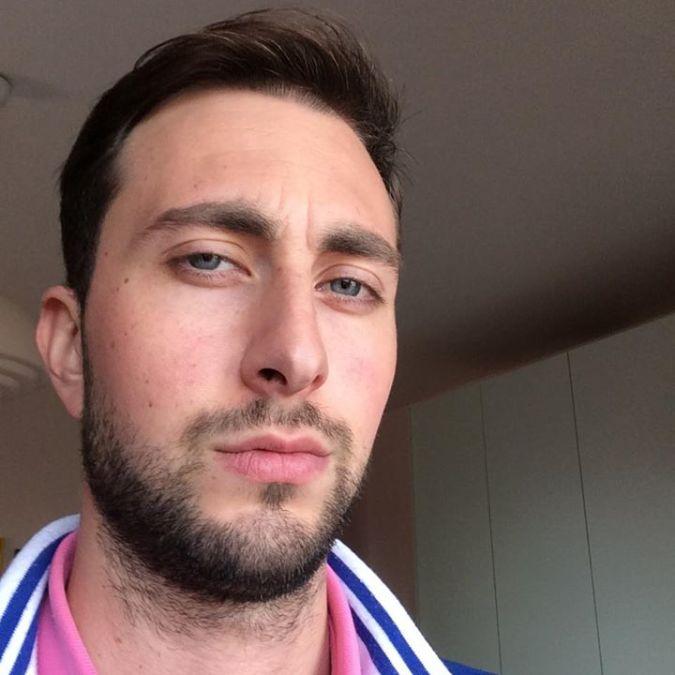 Emanuele Radassao, 31, Benevento, Italy