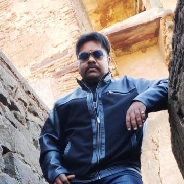 Brajesh Agrawal Dauji, 33, Bhopal, India