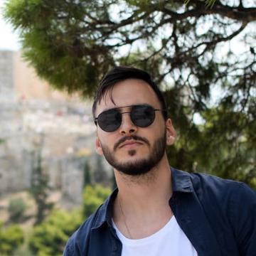 Giorgos Kovlakidis-Gritsenko, 23, Athens, Greece