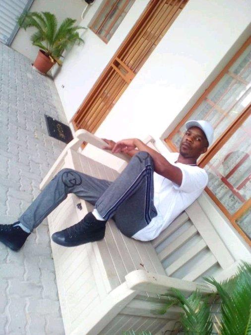 Harrison mwao, 31, Nairobi, Kenya