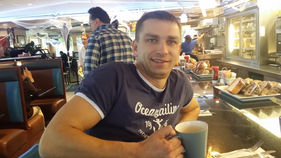 Andrey Gusev, 42, Mountain View, United States
