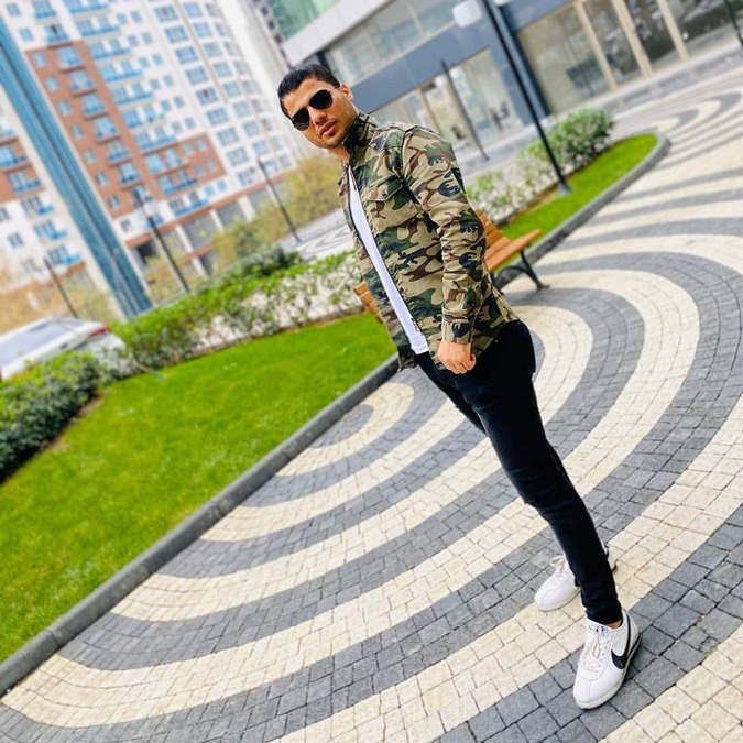 Yosef Nj, 27, Istanbul, Turkey