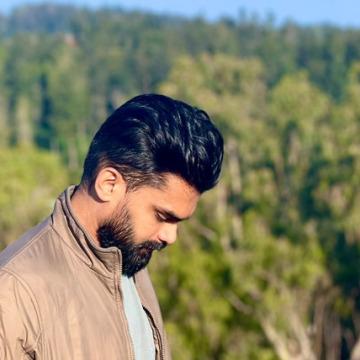 Amjad M, 27, Bangalore, India