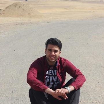 Ahmed Nomeer, 21,