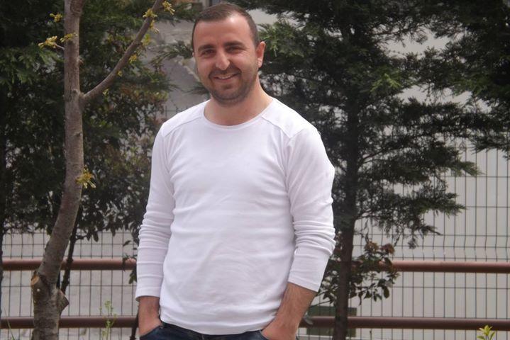 Mustafa Akbaş, 34, Istanbul, Turkey