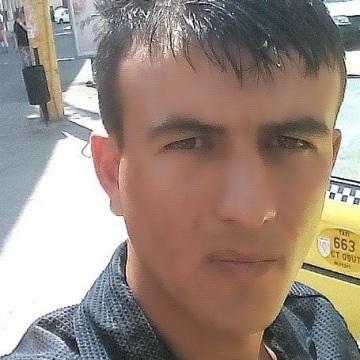Ramazan Andaş, 25, Pendik, Turkey
