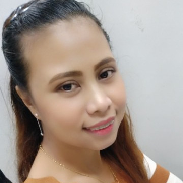 Jeanette reptin, 28, Cainta, Philippines