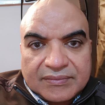 Saleh Ali Elgamei, 50, Benghazi, Libya