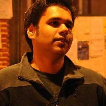 Hemant Rai, 32, New Delhi, India