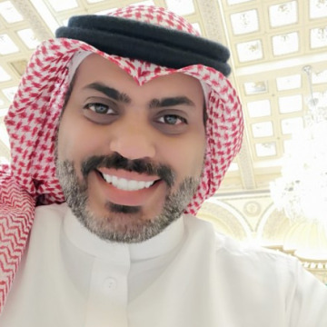 Haitham, 33, Jeddah, Saudi Arabia