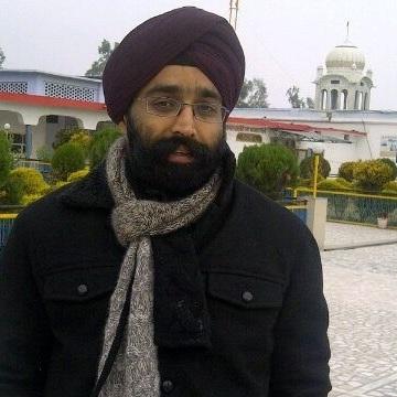 Jaspreet, 37, New Delhi, India