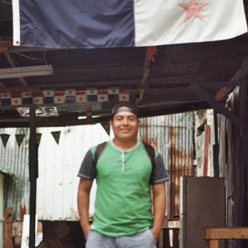 Víctor Peretz, 29, Panama, Panama