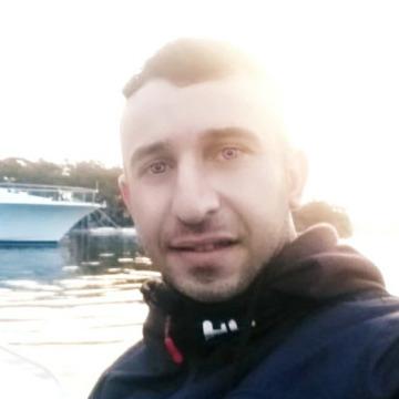 Mustafa Osanmaz, 28, Mugla, Turkey