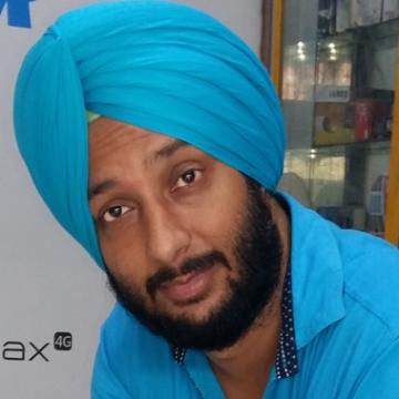 Kulbir Singh, 42, Gurgaon, India