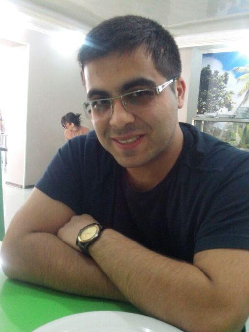 Rizvan, 29, Baku, Azerbaijan