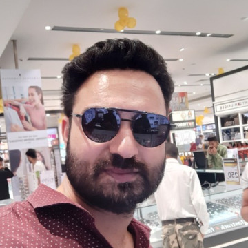 Deep Jetewal, 34, Chandigarh, India