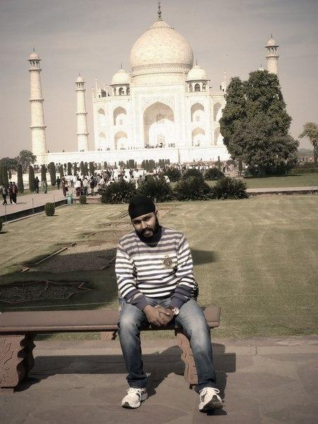 Sandeep Singh, 37, Ni Dilli, India