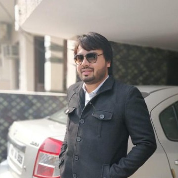 Kunal, 32, New Delhi, India