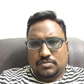 Sharath kumar, 35, Hyderabad, India