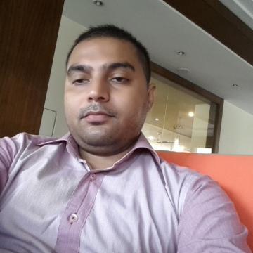 Syed, 33, New Delhi, India