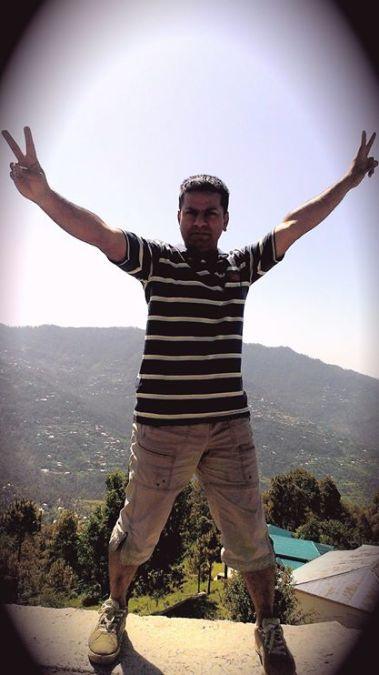 Chaudhry Atif, 39,