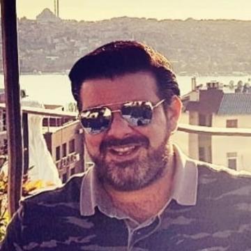 Kaan, 35, Istanbul, Turkey