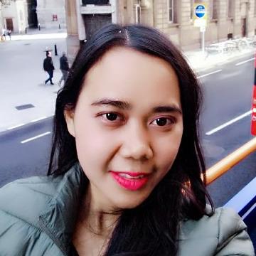Muthia, 31, Jakarta, Indonesia