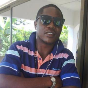 Quojo Boateng, 34, Accra, Ghana