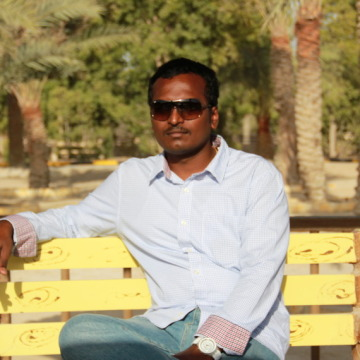 KIRAN, 31, al-Jubayl, Saudi Arabia