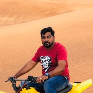 Vijay Sekhar, 30, Dubai, United Arab Emirates