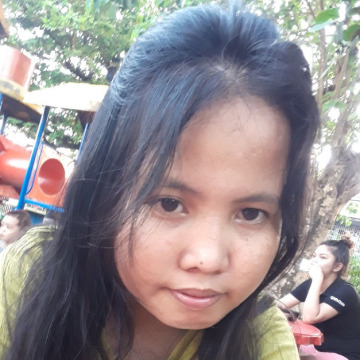 Theresa Llander, 28, Talisay City, Philippines