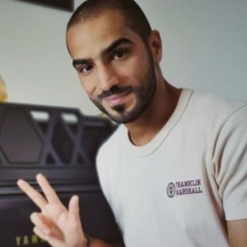 Abdulrahman, 33, Dubai, United Arab Emirates
