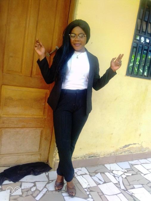 Njei will Anwei, 23, Yaounde, Cameroon