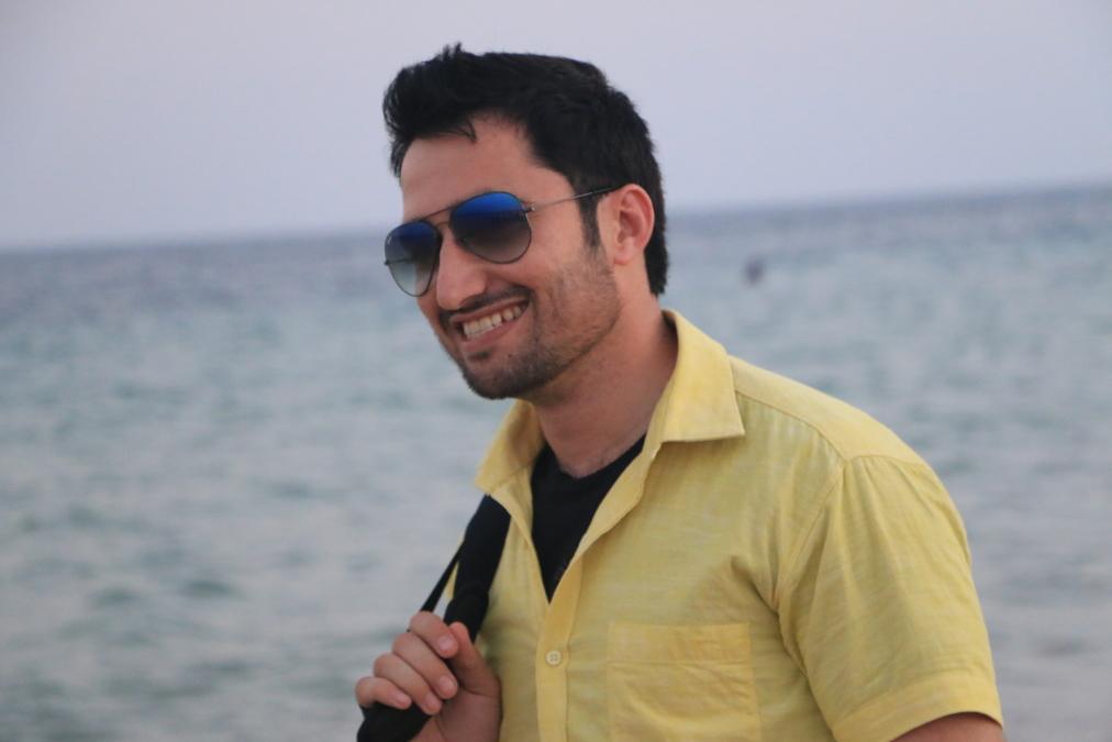 Ali Rayyan, 30, Doha, Qatar