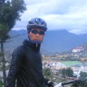 Tashi Wangdi, 31, Thimphu, Bhutan