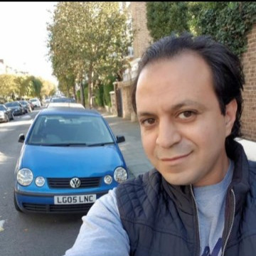 Taher, 37, Egypt, United States