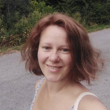 Анна Кужим, 41, Opishnya, Ukraine