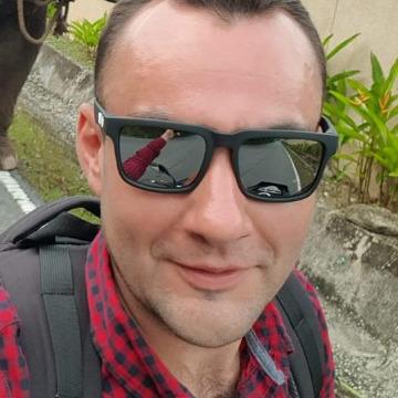 Aleksandr Tkach, 32, Saint Petersburg, Russian Federation